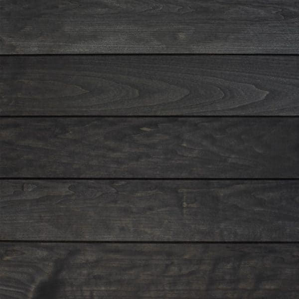 HAAPA saunapaneeli, sävy: kuultava musta