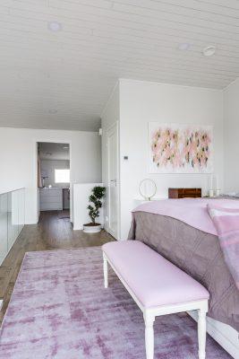 Kaste-paneeli sopii myös kodin sisustukseen muuaallakin kuin pesuhuoneessa