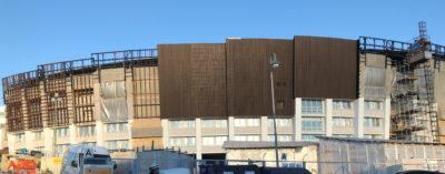 siparila ulkoverhouspaneeli olympiastadion