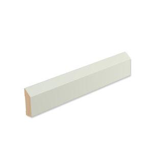 VIIVA yhdistelmälista 20x70, sävy: puhdas valkoinen