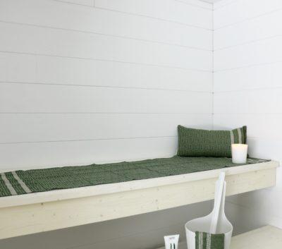modernin saunan paneelit