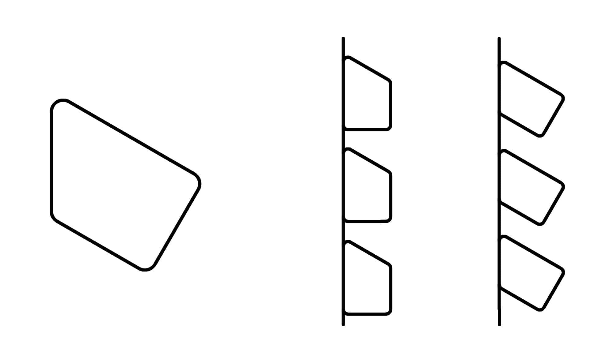 Profiili: Säleikkörima 28×45/30 mm