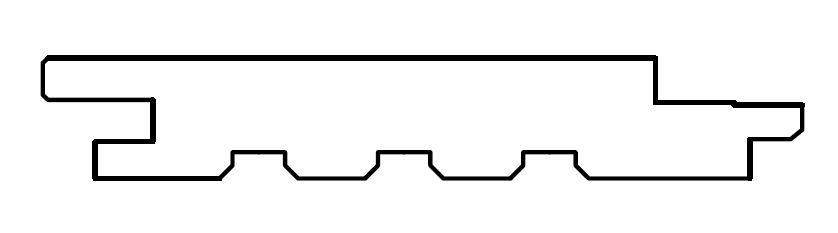 Profiili: TOPCOAT®-S Cladding in Natural Tones