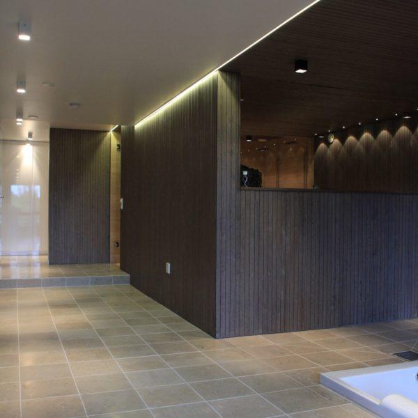 KOO4 decorative panel, translucent gray