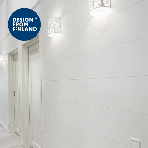 AITO interior panel, white